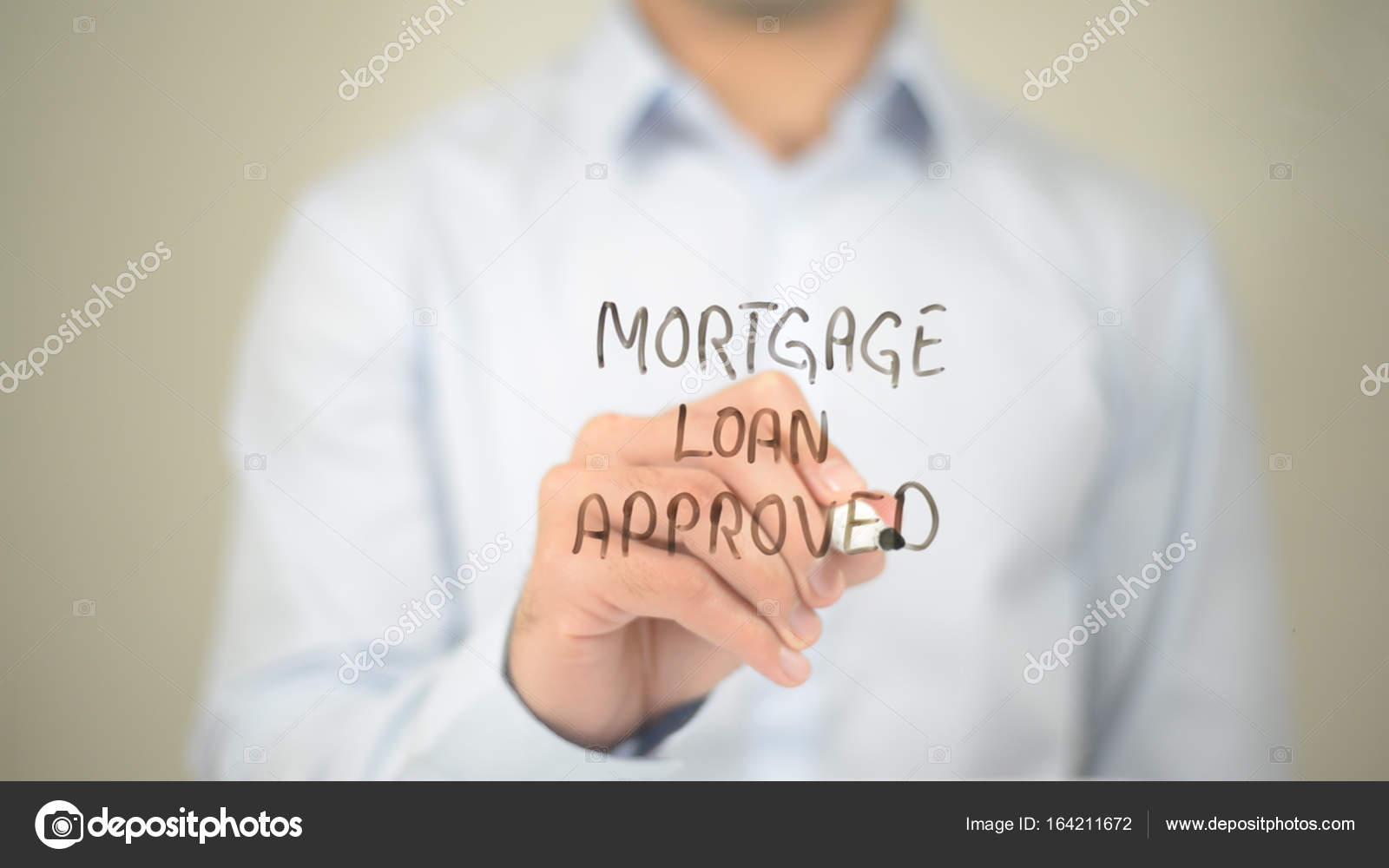 Одобренный ипотечный кредит