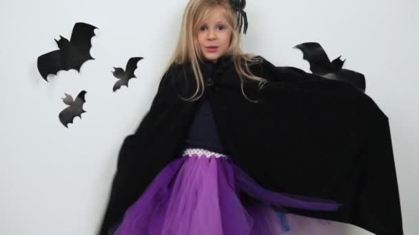 děti halloween party