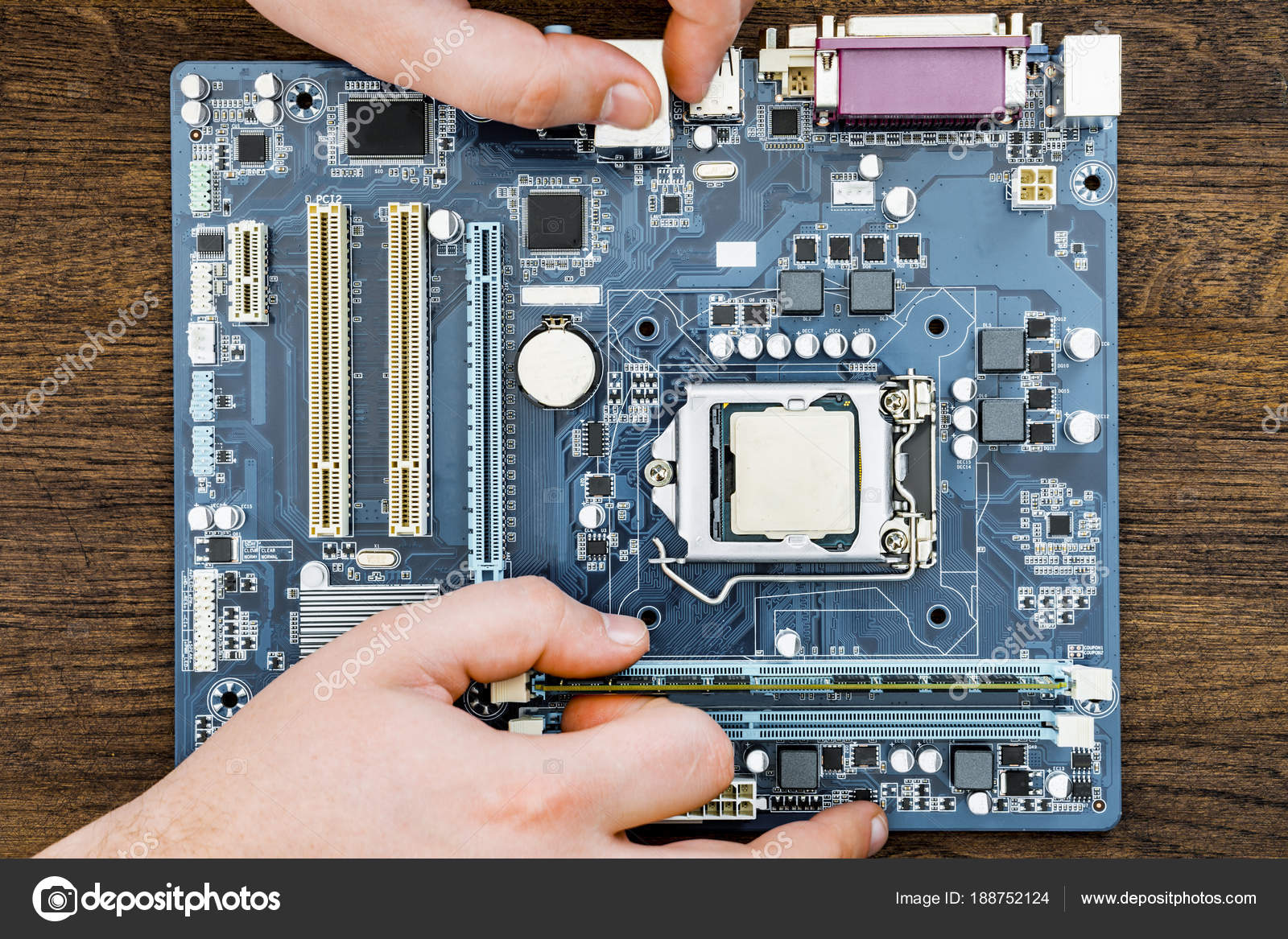 motherboard specialist