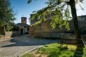 Guardistallo, Pisa, Italia - Borgo storico Toscana