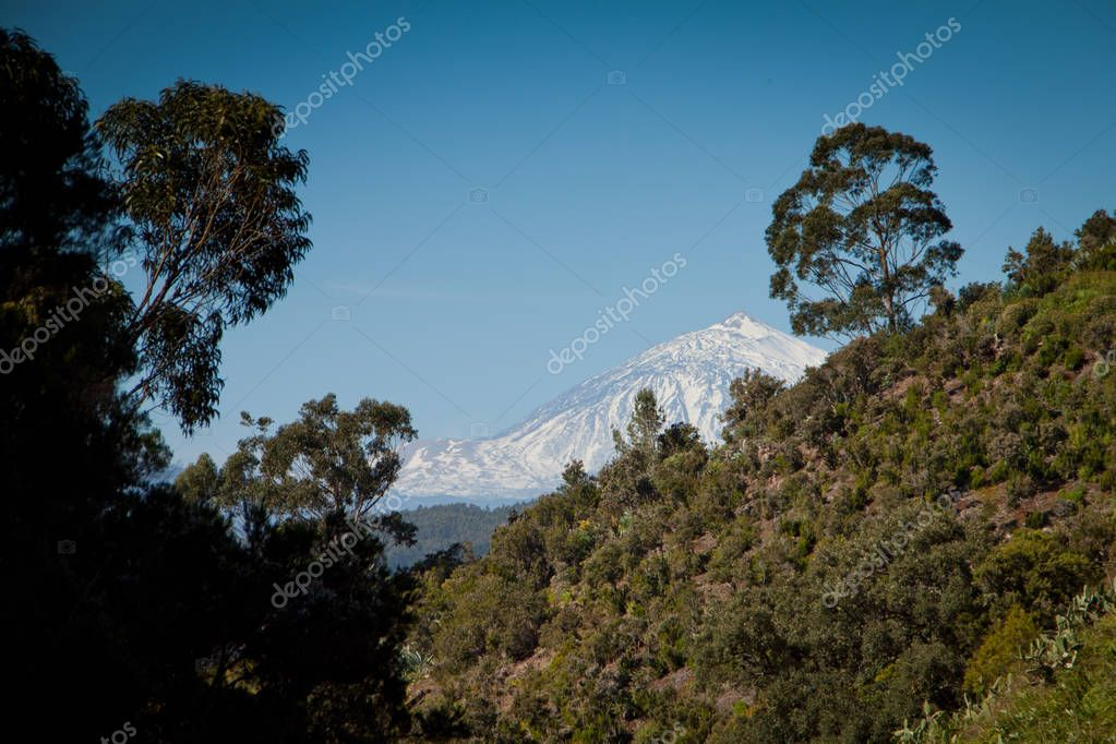 Tenerife, Canary Islands, Spain - Parque Nacional del Teide