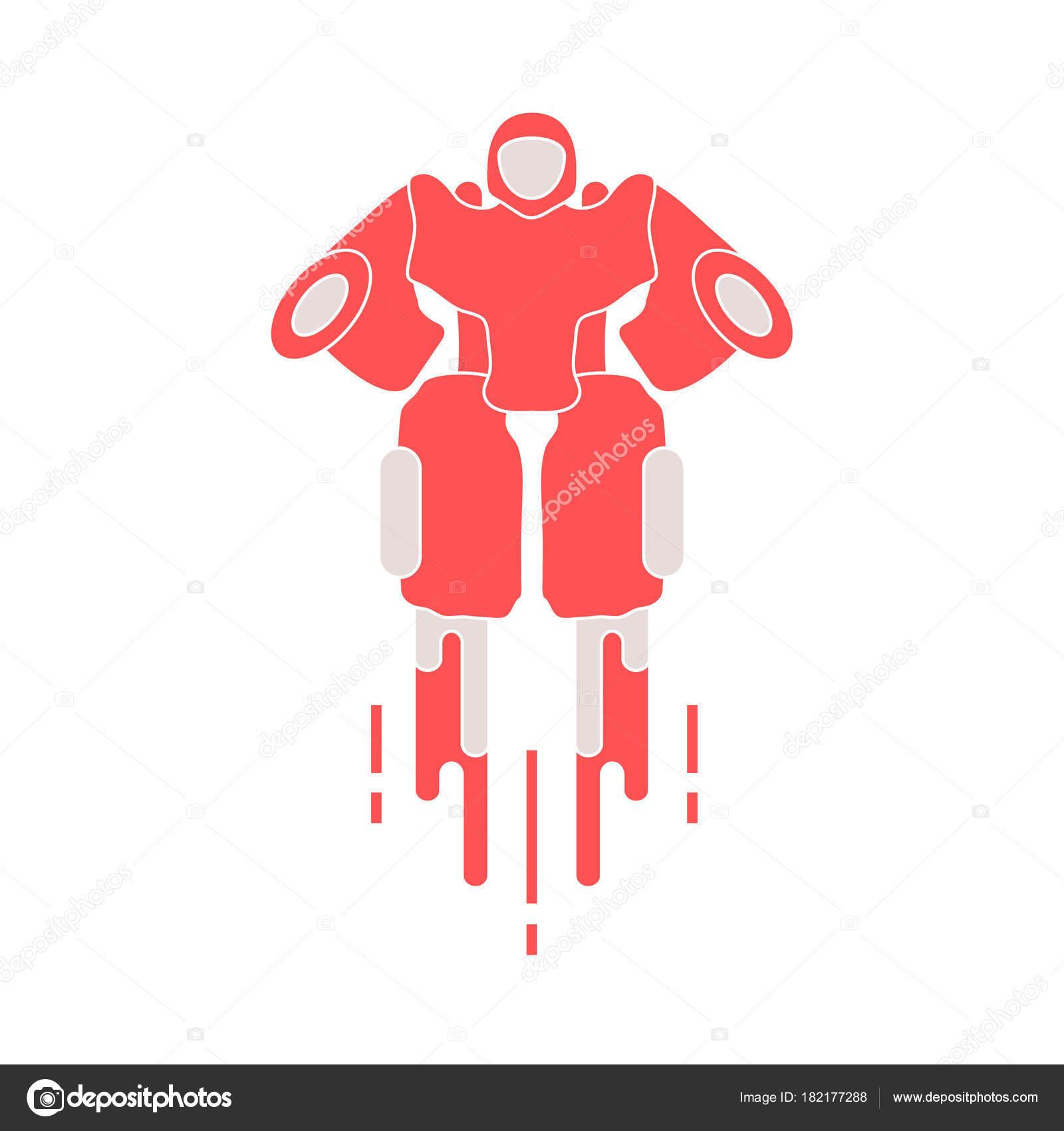 Robot Toys Children Robotics Technologies Design Banner Poster Print