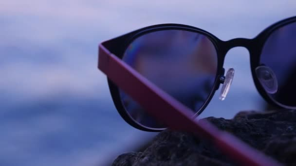 Del Mentira El Moda Piedra De Cerca Gafas Fondo Sol En La gYmI7yvbf6