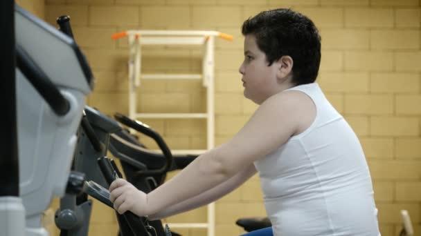 La estatica bicicleta peso perder como en
