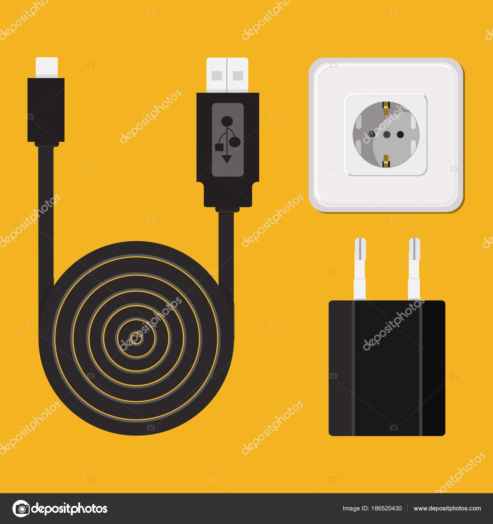 зарядное устройство кабель провод для телефона с микро Usb