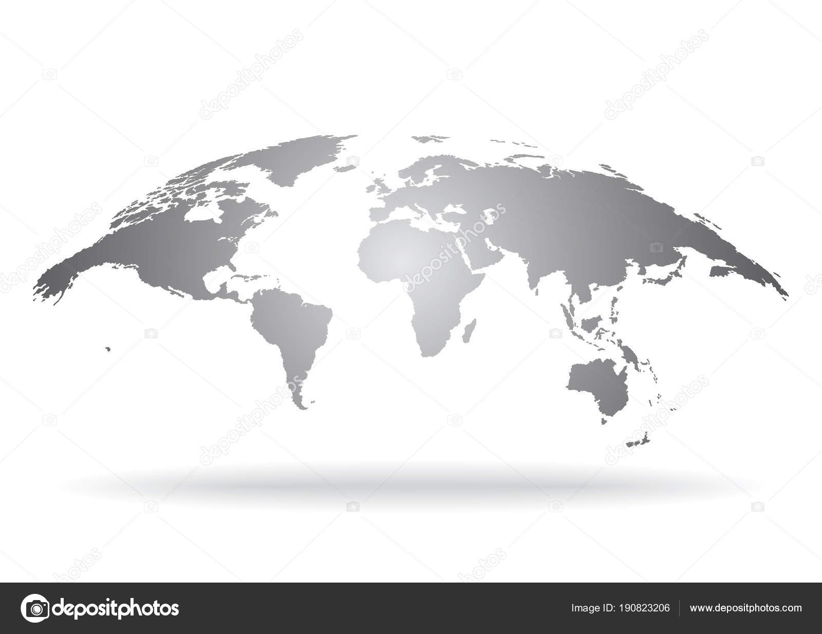 Earth globe icon vector world map isolated on white backgroun earth globe icon vector world map isolated on white backgroun stock vector gumiabroncs Choice Image