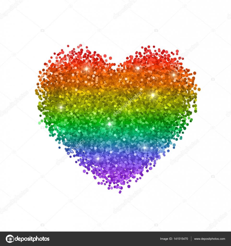 Лгбт цвета радуги