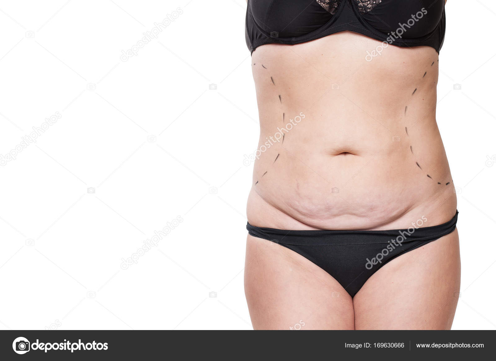 Красивое пухлое женское тело — photo 2