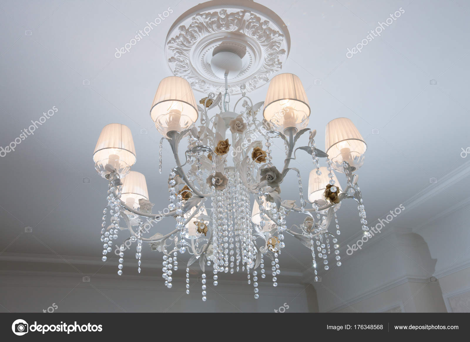 Beautiful bronze chandelier lighted plafonds chandelier ceiling beautiful bronze chandelier lighted plafonds chandelier ceiling chandelier chain white stock photo mozeypictures Gallery