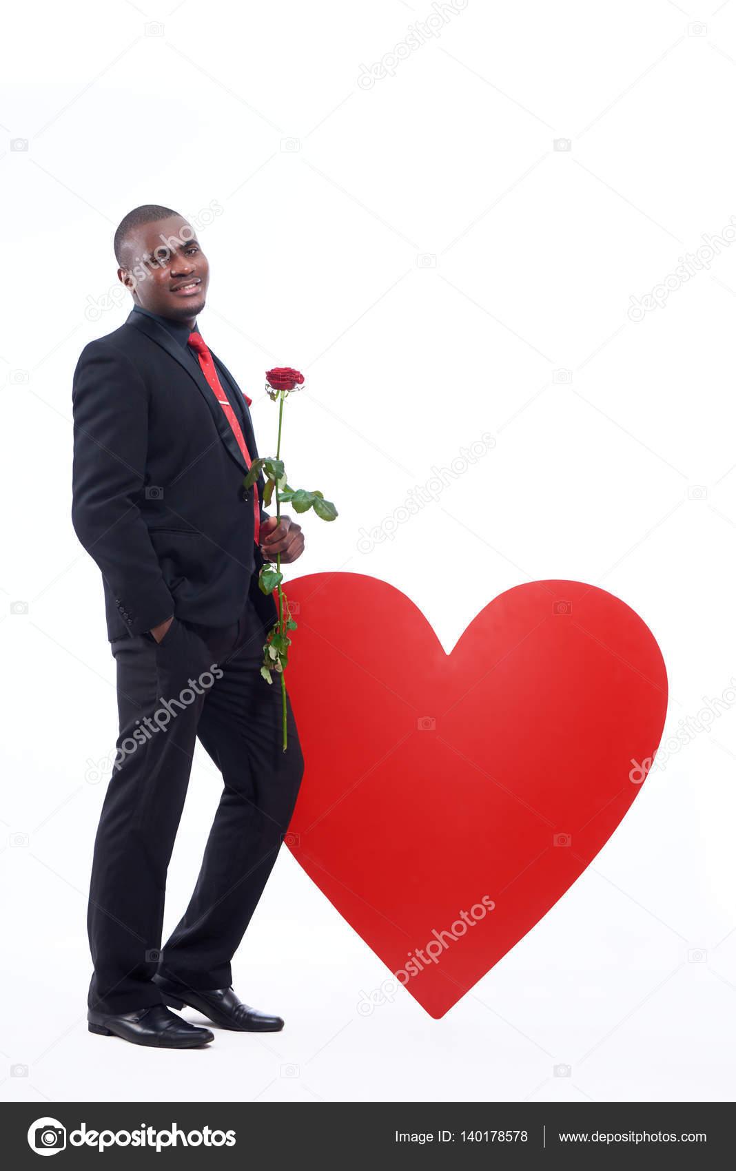Valentinstag mann bild