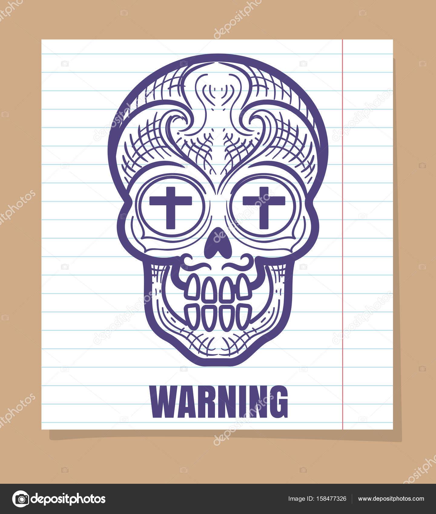 Atemberaubend Sugar Skull Färbung Seite Fotos - Malvorlagen Ideen ...