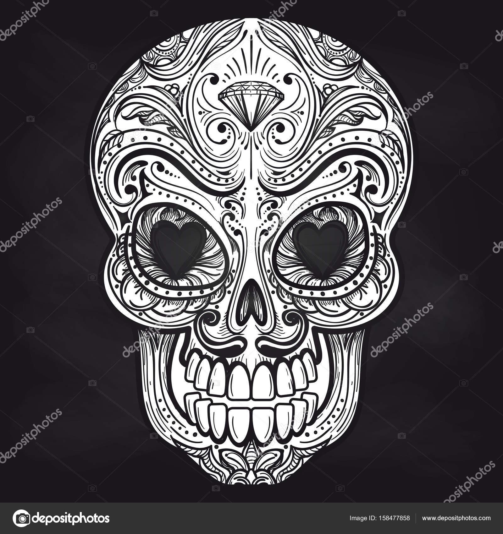 Mexikanische Totenkopf