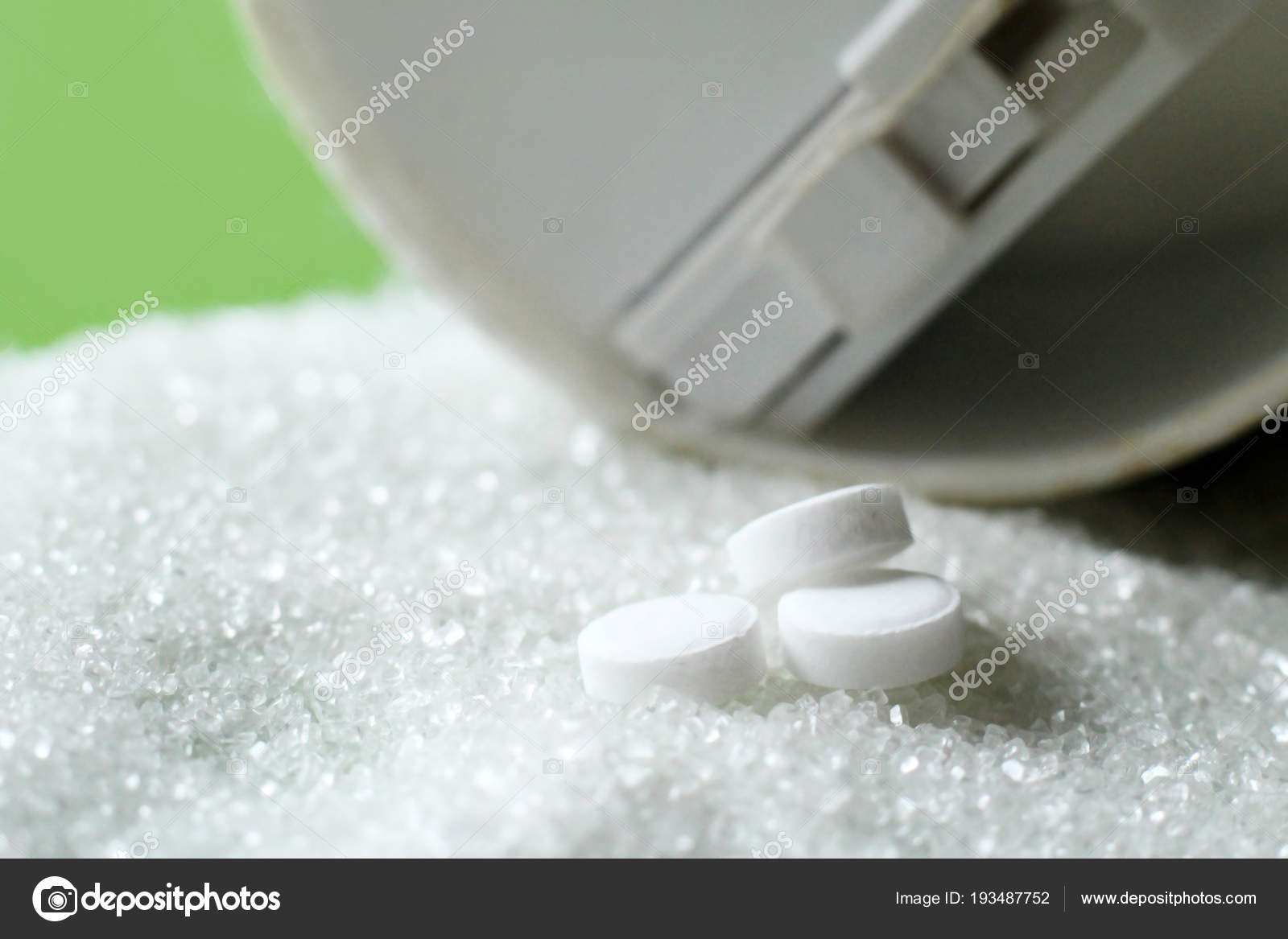 pilule de sucre