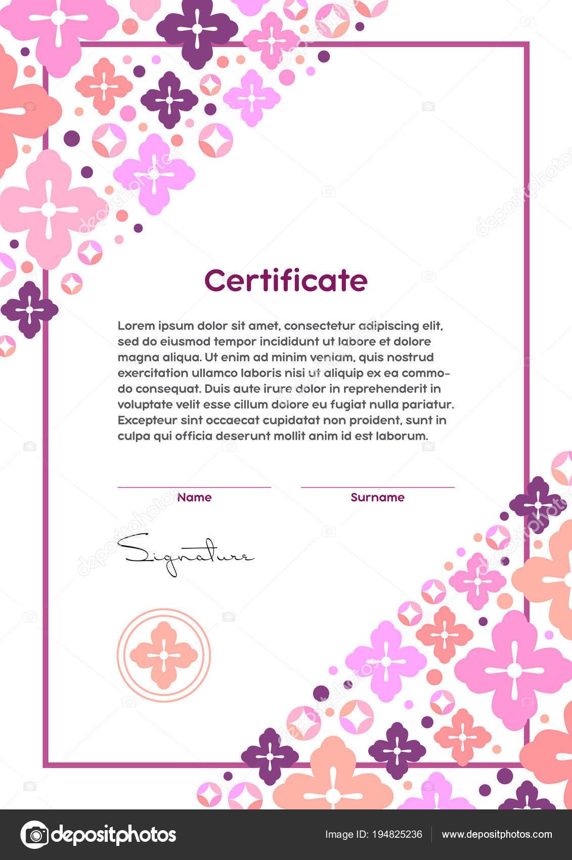 Vector certificate template japanese modern style beauty salon yoga vector certificate template japanese modern style beauty salon yoga spa stock vector yelopaper Gallery