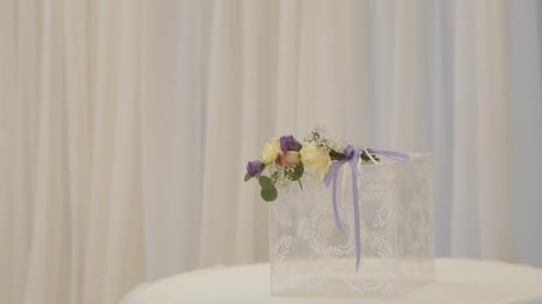 Dekorace Svatební hostina