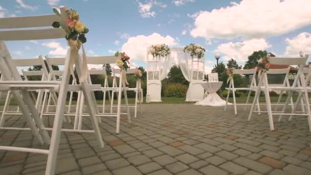 Exquisite Wedding Decor Stock Video Uflypro 164056510