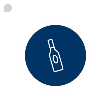 liquid bottle icon