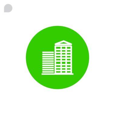 apartment building icon