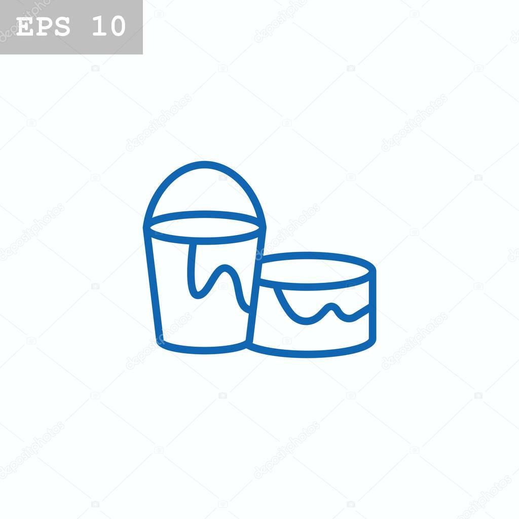 paint web icon