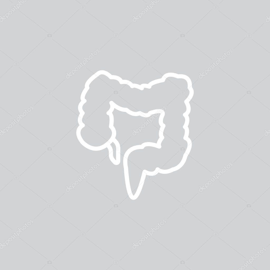 Anatomie web pictogram — Stockvector © Mr.Webicon #129130928