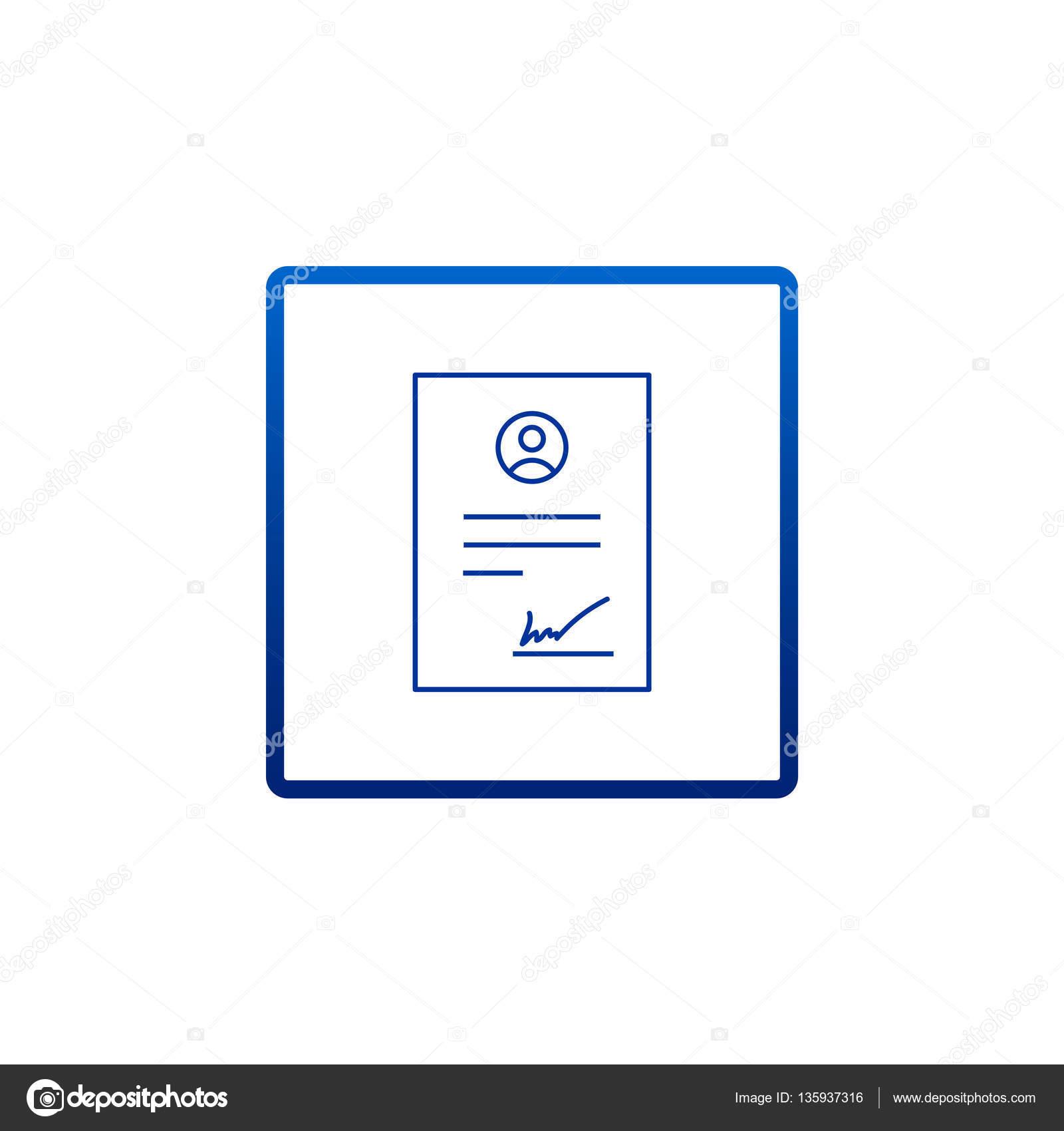 Business Vertrag II — Stockvektor © Mr.Webicon #135937316