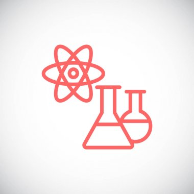 laboratory glasses icons