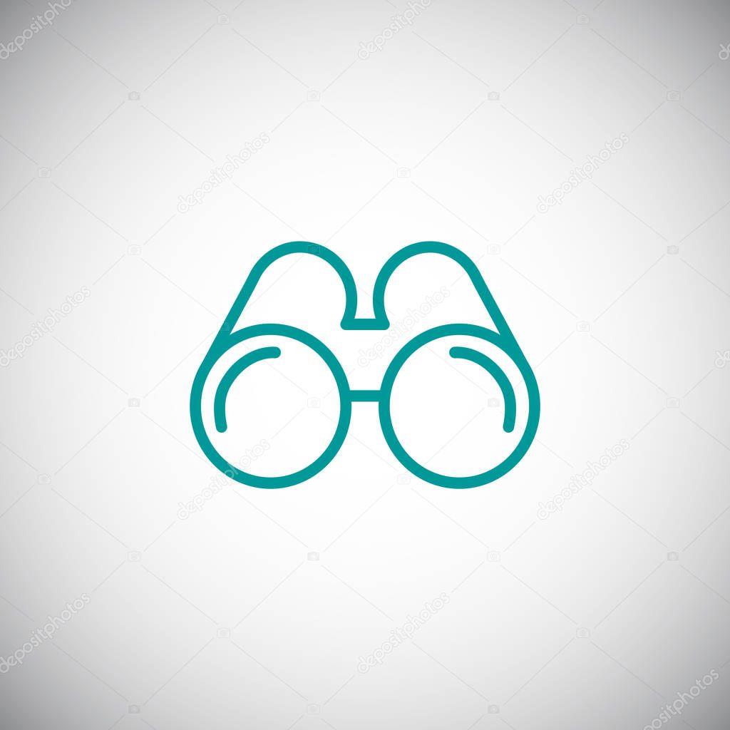 Binocular tool icon