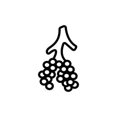 Alveoli anatomy icon