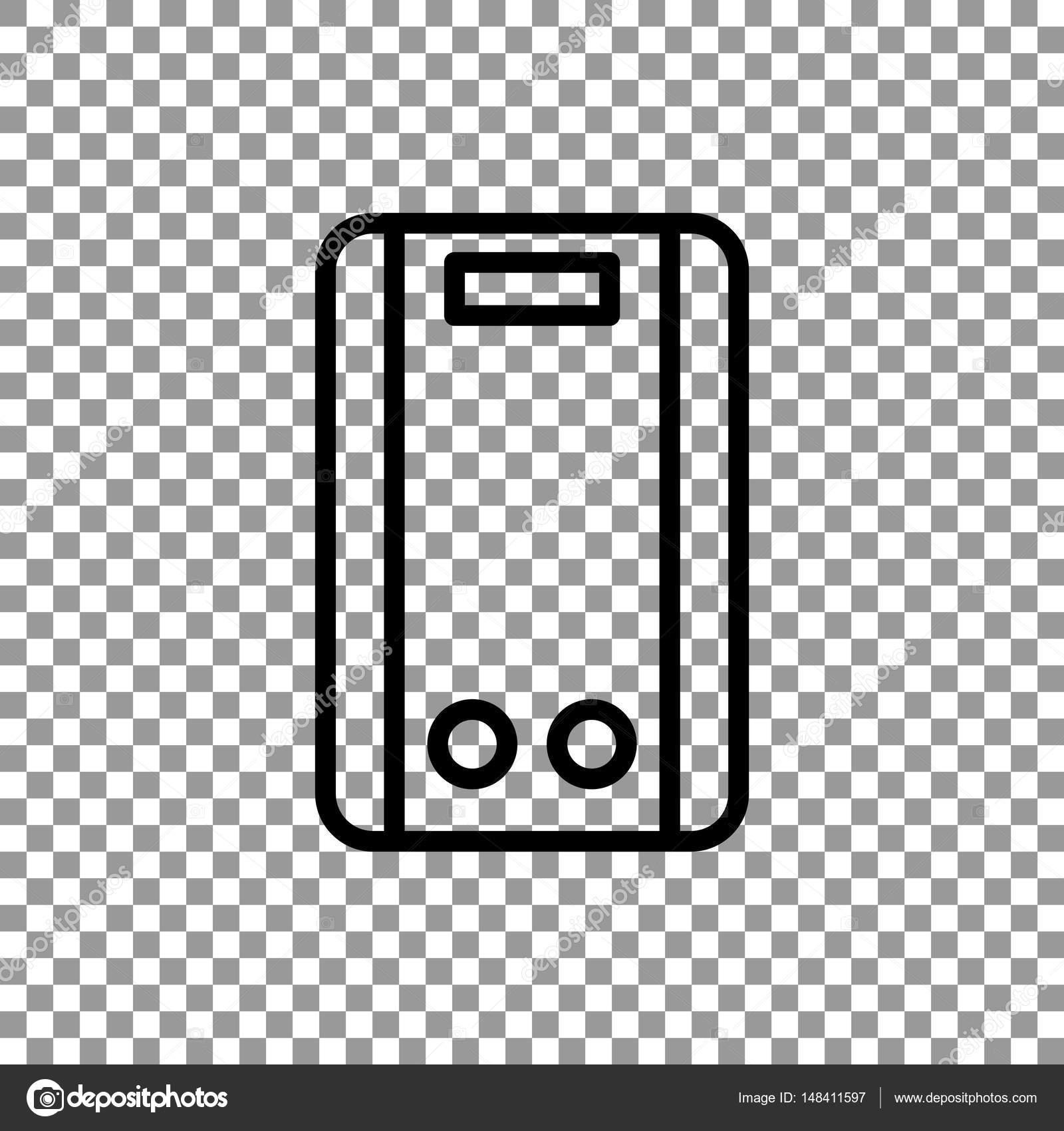 boiler simple icon — Stock Vector © Mr.Webicon #148411597