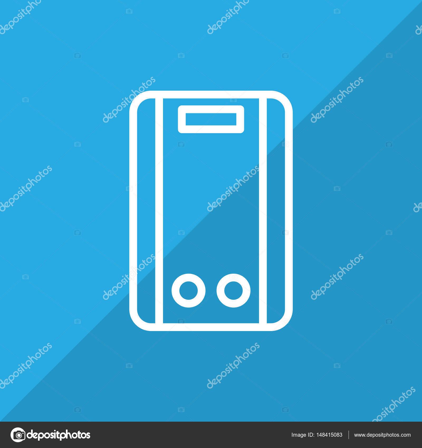 boiler simple icon — Stock Vector © Mr.Webicon #148415083