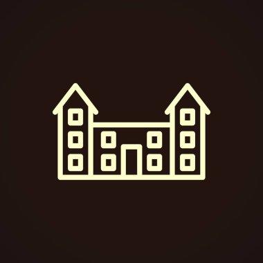 school simple icon