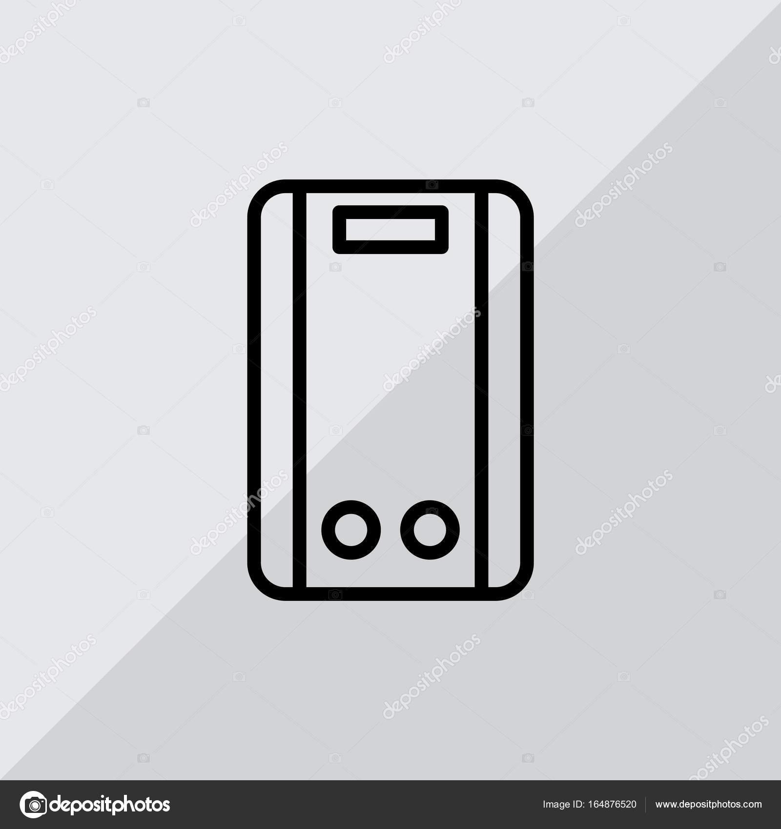 thermodynamische flachen Symbol — Stockvektor © Mr.Webicon #164876520