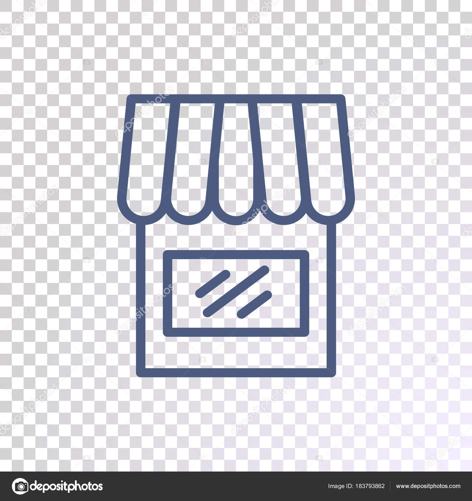 731a56c553 ikoną Simple sklep — Grafika wektorowa © Mr.Webicon  183793862