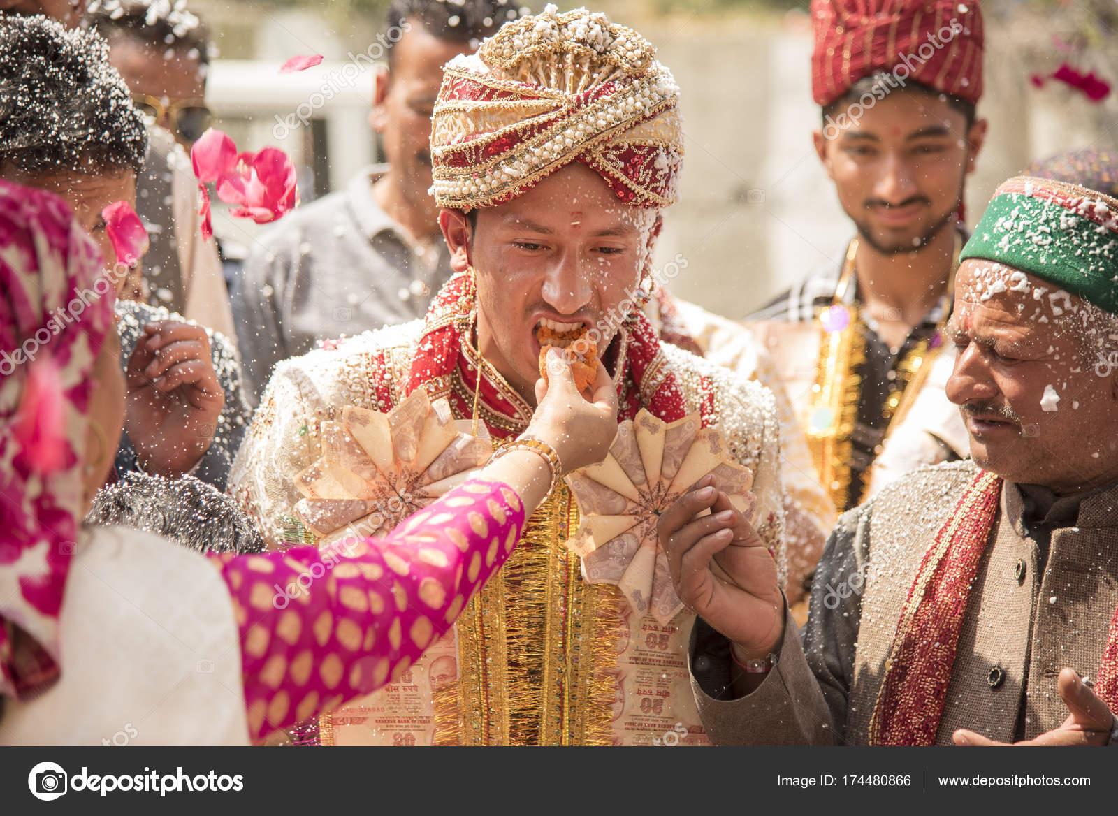 Tradycyjne Indyjskie Wesele Zdjęcie Stockowe Editorial Dushi82