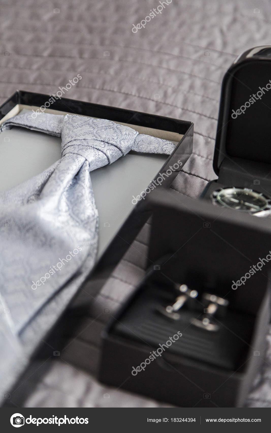 corbata de fiesta elegante de la boda nupcial para hombre de seda ... df07e73358e8