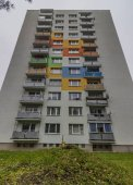 Block of flats in Banska Bystrica city