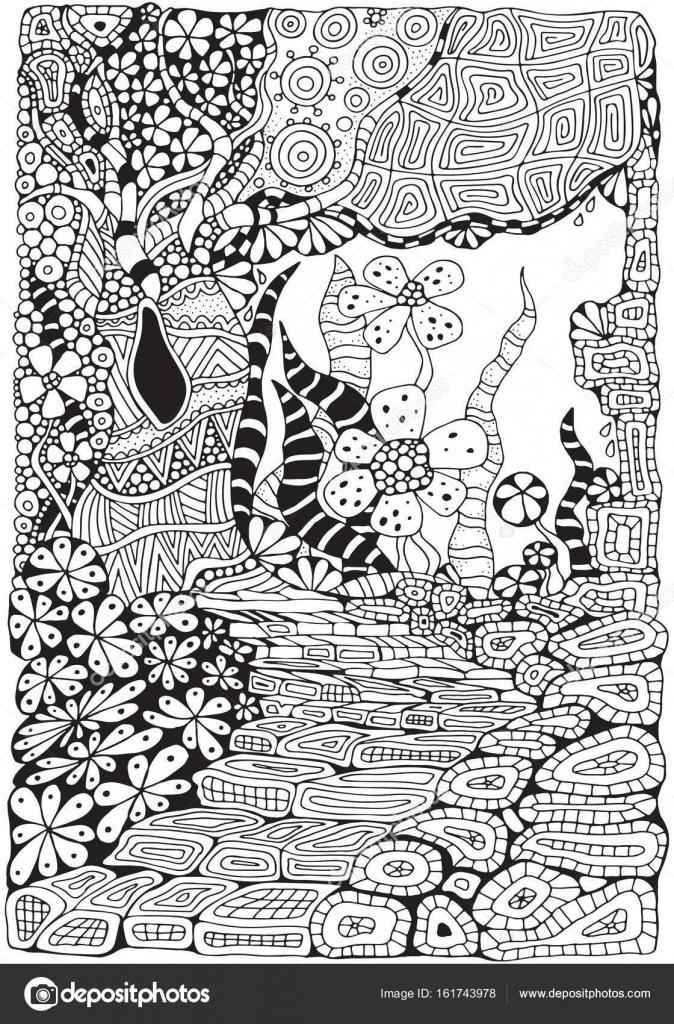imagen de fantasía abstracta — Archivo Imágenes Vectoriales © imhope ...
