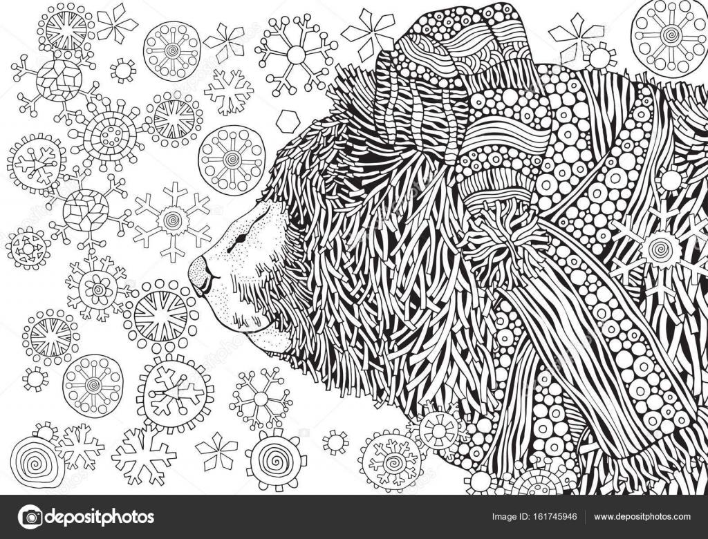 Oso lindo invierno — Archivo Imágenes Vectoriales © imhope.yandex.ru ...