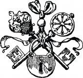 Immagine dellannata chiavi, lucchetto