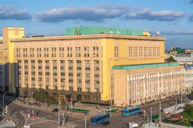 Center for Information Safety of the FSB in Moscow