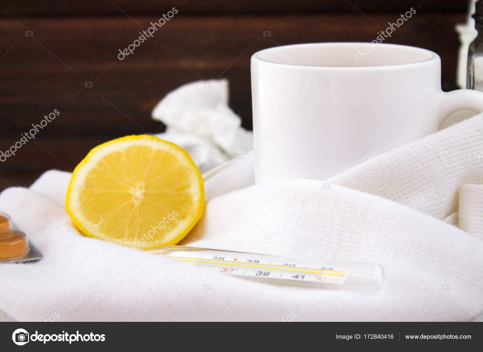 Folk remedies for colds
