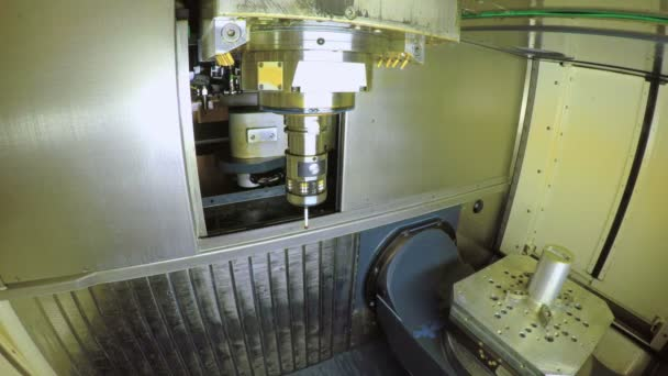 Manufacturing of precision metal parts