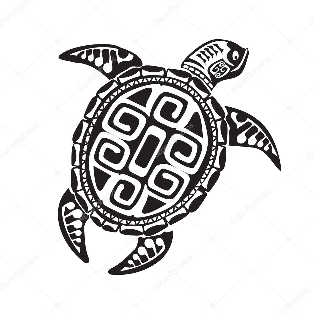Tortugas maories tatuajes galerie tatouage for Tortuga maori