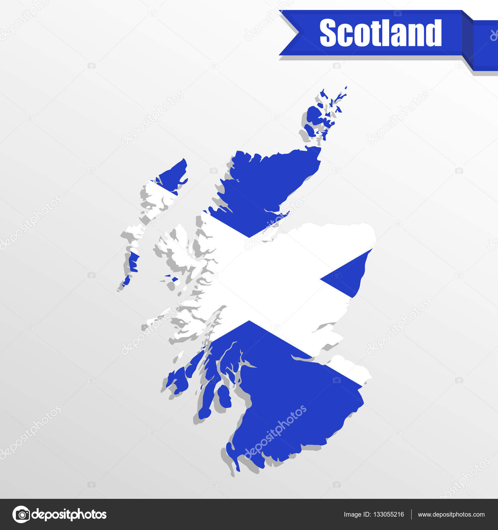 Scotland map with flag inside and ribbon — Stock Vector ... on mexico map, uk map, germany map, italy map, republic of ireland, northern ireland, scottish people, portugal map, british isles map, europe map, great britain, orkney islands map, edinburgh castle, isle of wight map, flag of scotland, britain map, united kingdom, england map, loch ness, poland map, wales map, luxembourg map, basque country map, scottish highlands, greece map, france map, isle of man, ireland map, william wallace, united kingdom map, australia map,