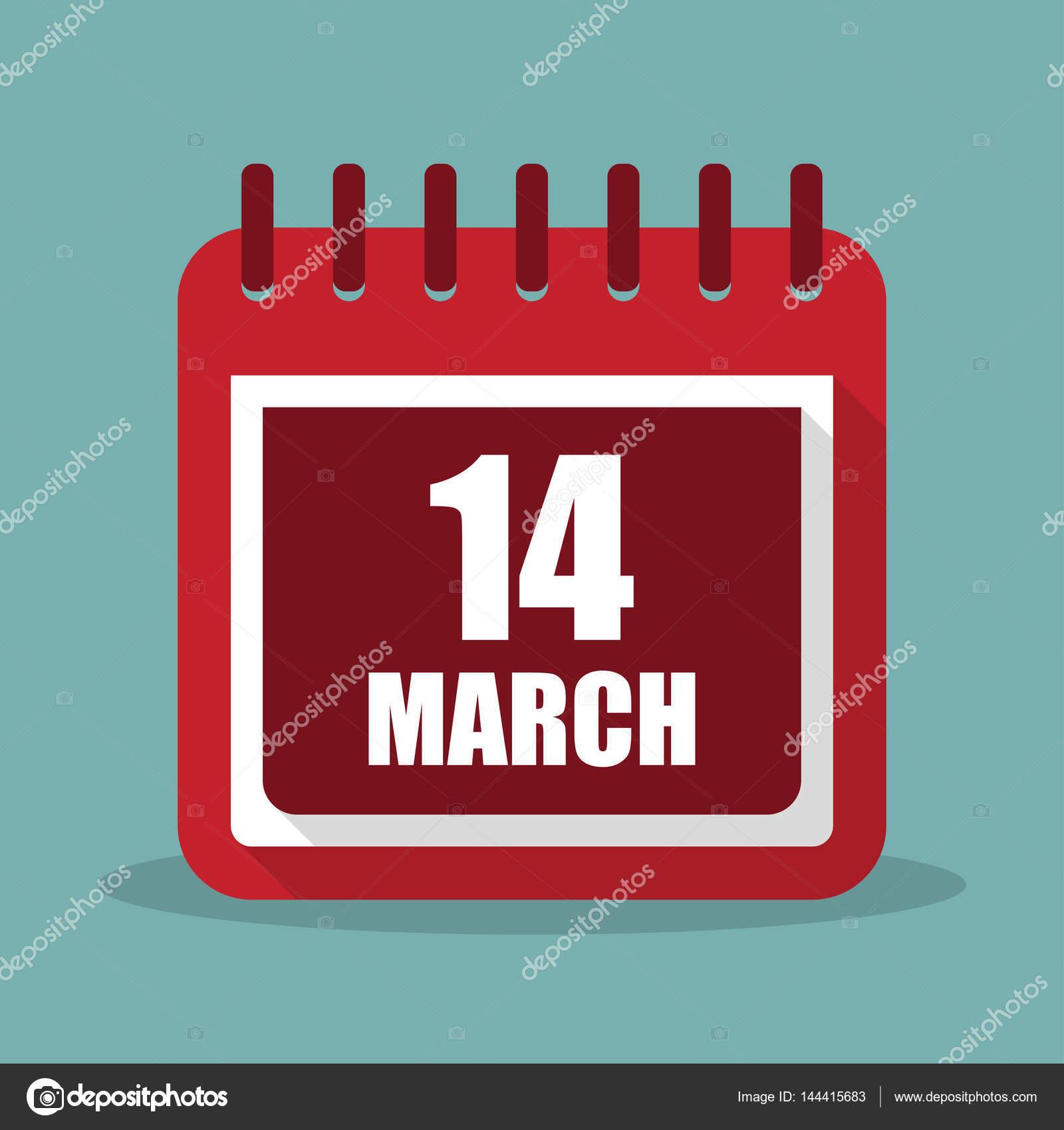 14. března