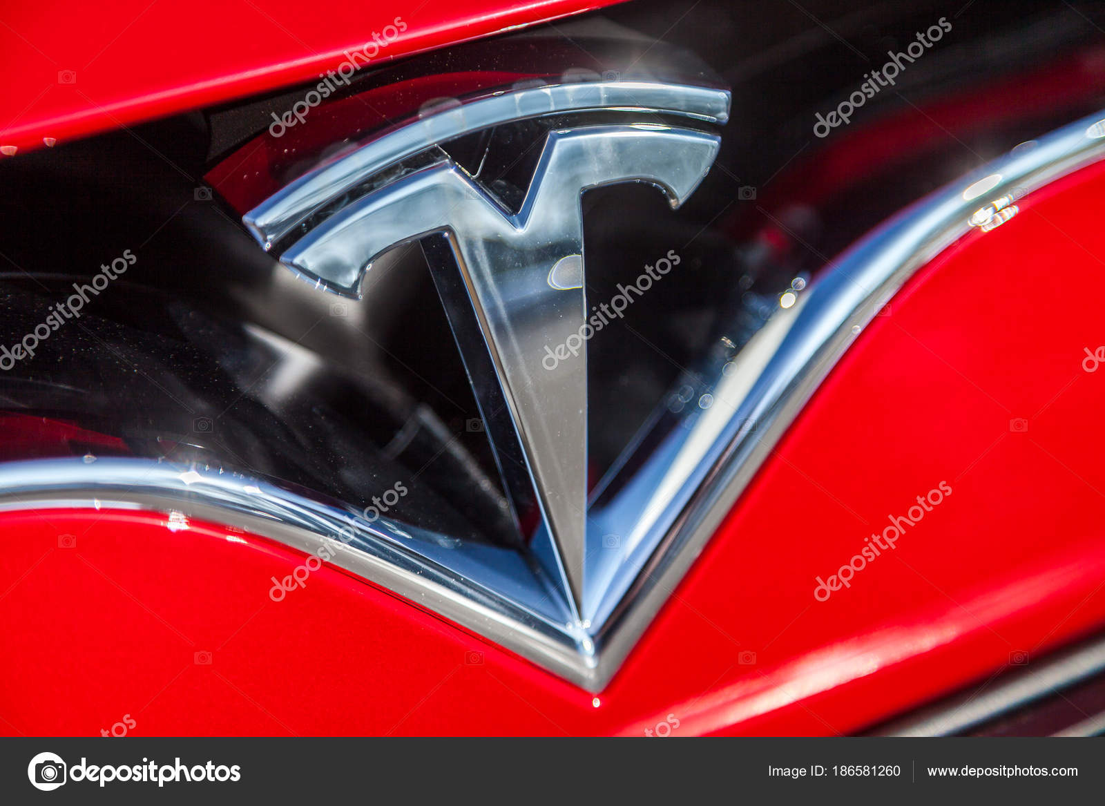 Fuerth germany march 2018 tesla logo tesla car tesla inc stock fuerth germany march 2018 tesla logo tesla car tesla inc stock photo buycottarizona Gallery