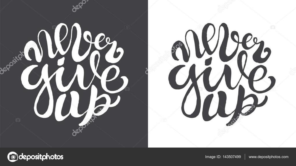Citaten Over De Zomer : Hand getekend typografie affiches met borstel belettering van