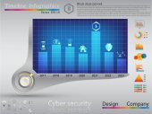 Timeline infographic,  business style timeline banner. Vector. c