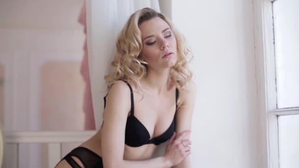 schöne sexy Model Mädchen