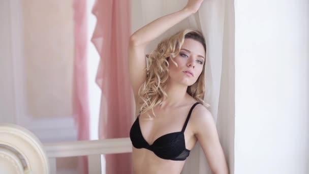 krásný sexy model dívka